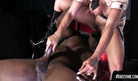 La vagina de una joven rubia solo video porno audio latino puede correrse de un juguete sexual