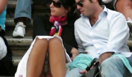 Rubia de videos xxx gratis latinos pelo largo obtiene su culo rosado apretado conducido